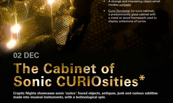The Cabinet of Sonic CURIOsities