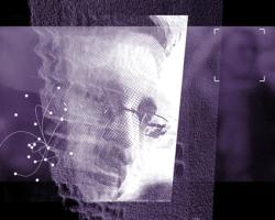 Requiem (Purple Wash Small)_Credit Matthew Collings