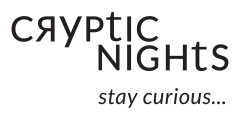 Cryptic Nights Logo